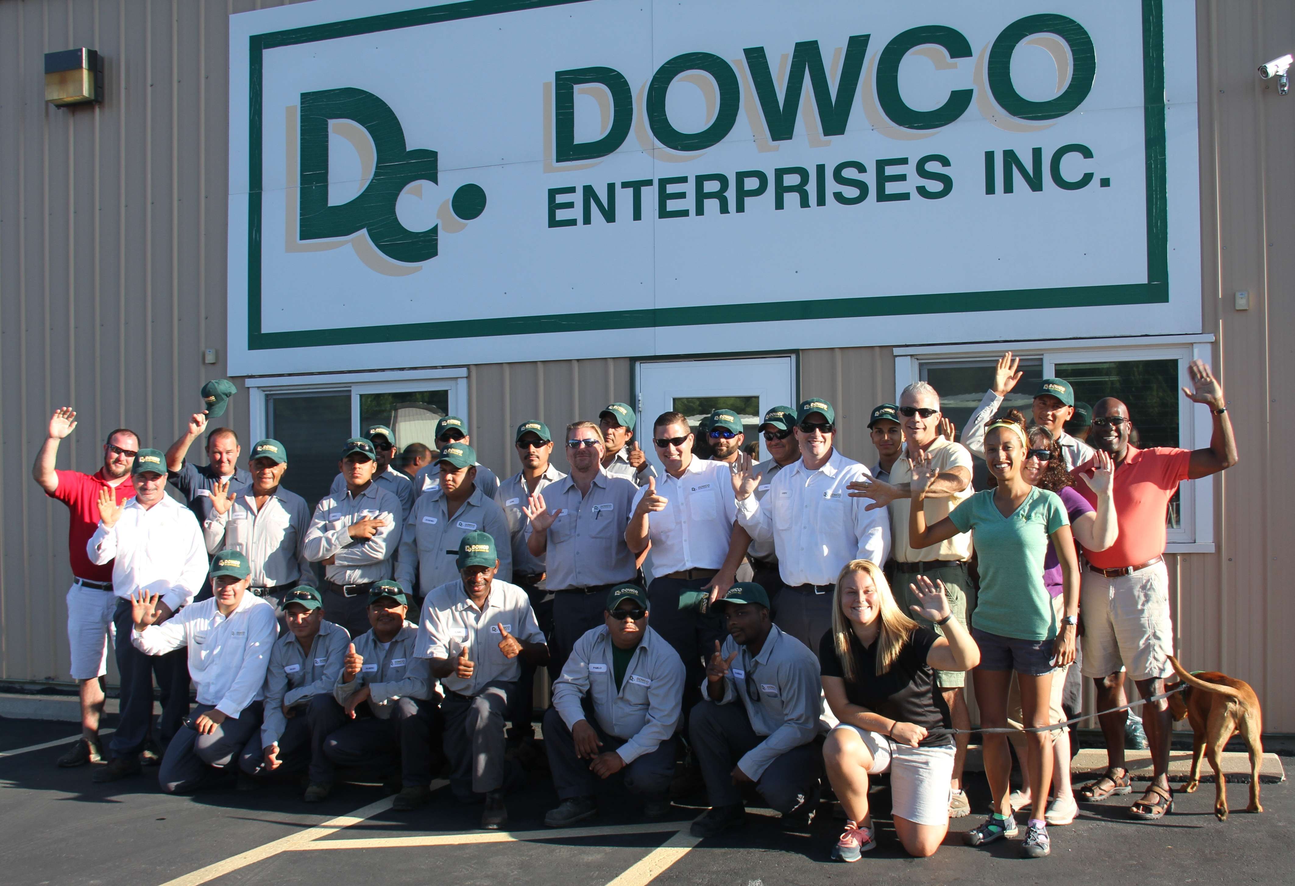 Dowco Team in July