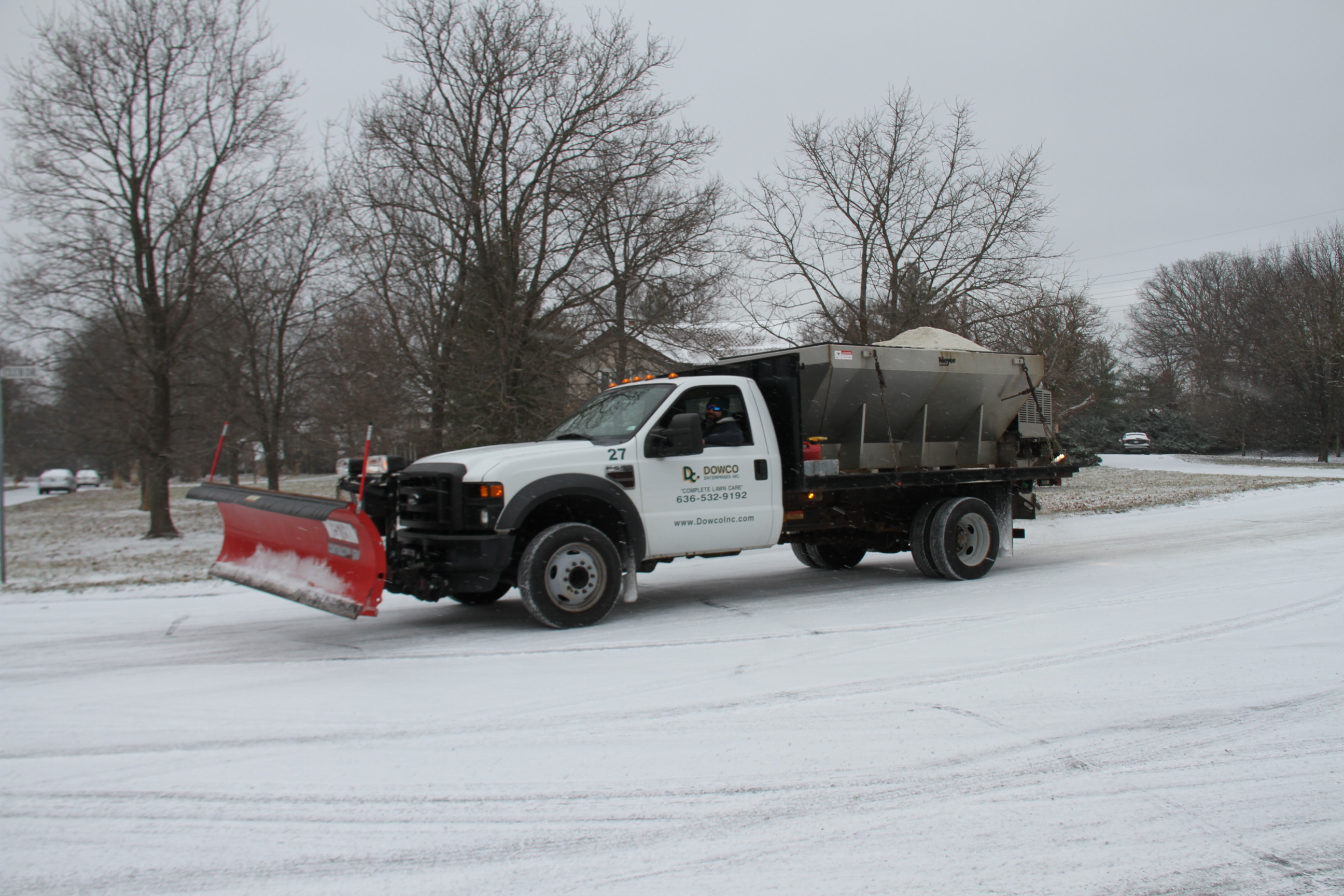 Dowco Snow Removal
