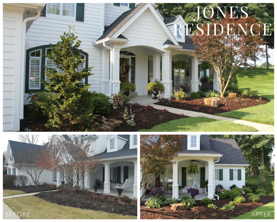 Chesterfield, MO Landscape Design and Install Project