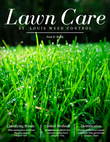 Dowco Lawn Care for St. Louis Weed Control EBook Cover