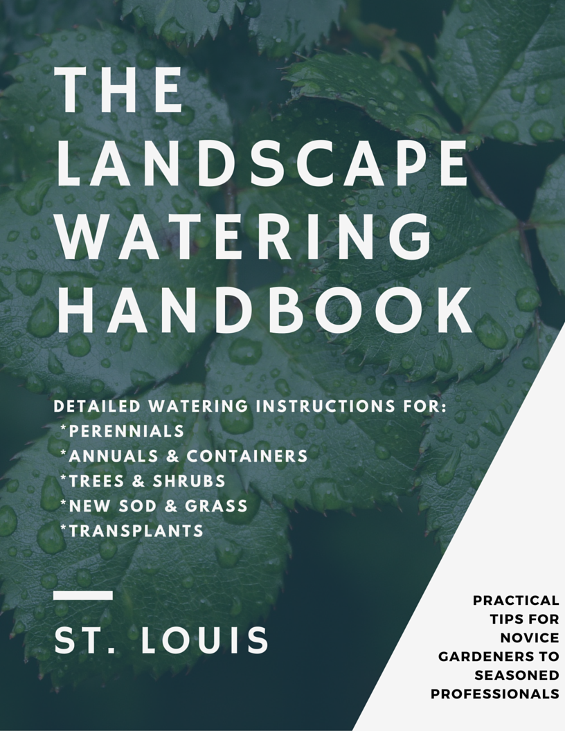 The St. Louis Landscape Watering Handbook