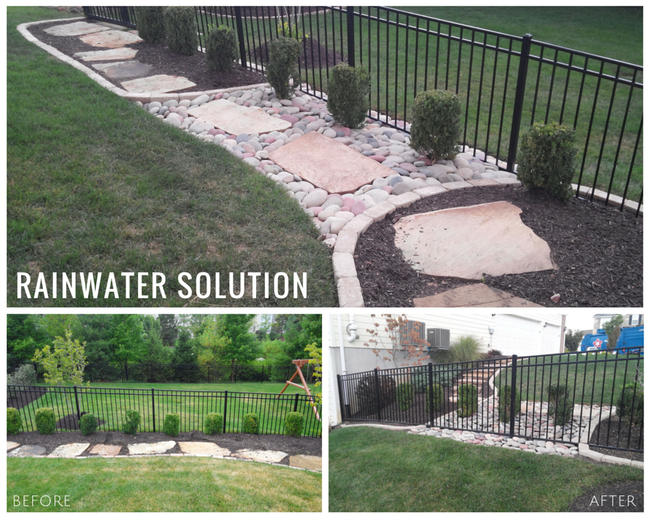 Chesterfield, MO Drainage and Rainwater Solution